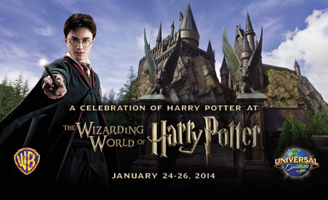 A Celebration of Harry Potter, Universal Orlando
