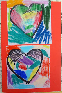 Jim Dine Valentine's Day Art Lesson