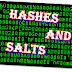 Commonly Found Encrypted Password Hash And Salts