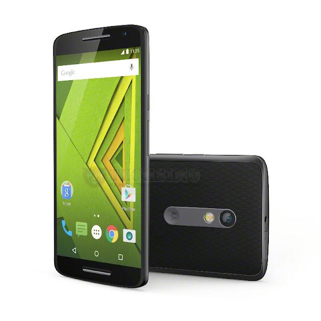 Motorola moto X Style dan Moto Xplay resmi diperkealkan dengan kamera belakang 21 MP