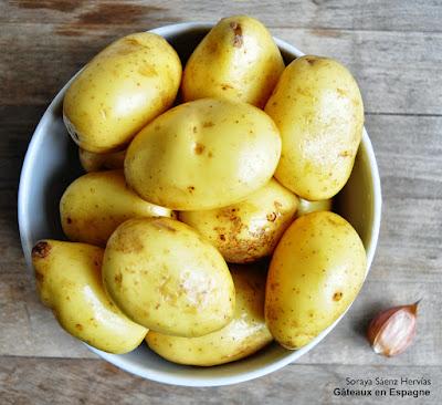 mini pommes terre
