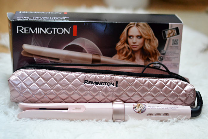 Curl Revolution Remington