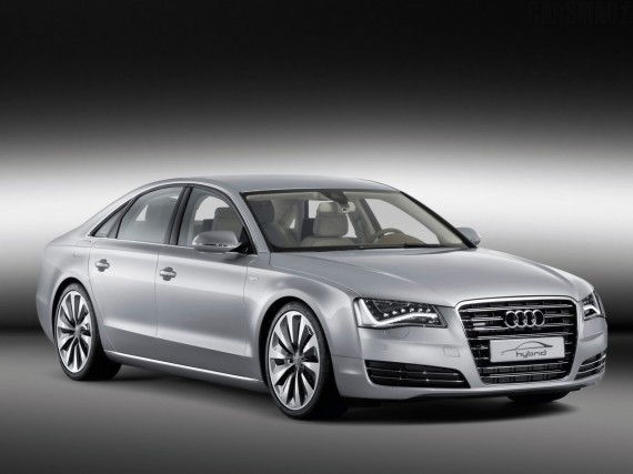 Audi A8 Latest Car Model 2012 and 2013 MyClipta