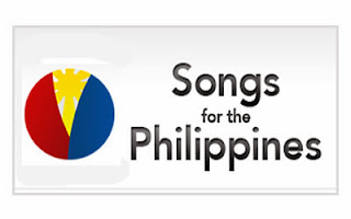Songs for the Philippines is a digital album of 39 songs including The Beatles, Adele, Beyonce, U2, Lady Gaga, Justin Bieber, One Direction and many more
