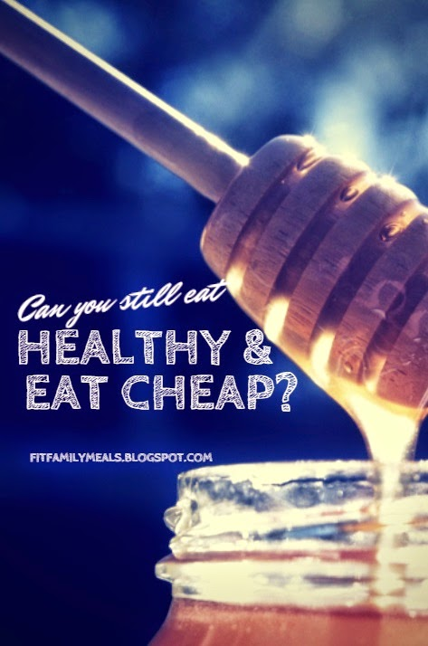 how to eat healthy but cheap