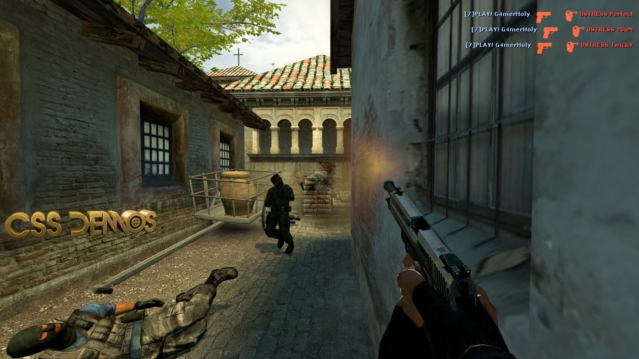Counter-Strike: Source v34 Non-Steam Update(2010) PC Год выпуска: 2004 Жанр