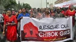 4 Chibok Girls