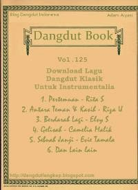 Lagu Dangdut klasik yang sering digunakan untuk instrumentalia