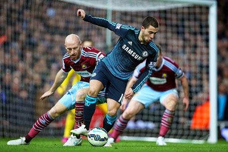 Chelsea Sukses Atasi West Ham United 1-0