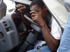 No hables por Celular mientras conduces