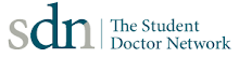 We Are a Proud Sponsor of The Student Doctor Network