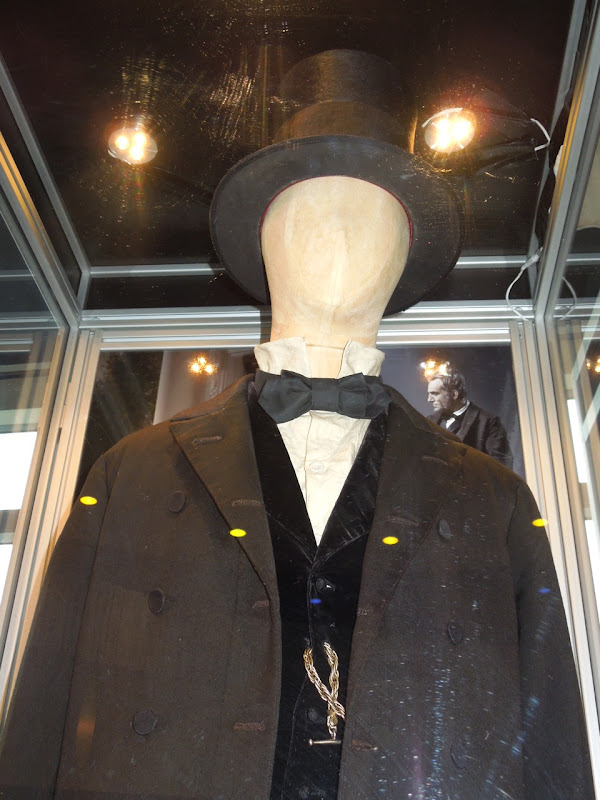 Daniel Day Lewis Lincoln movie costume