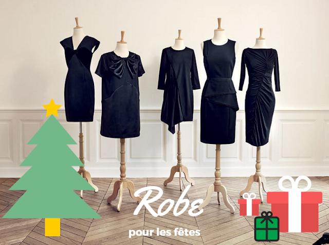 chloeschlothes-robe noire