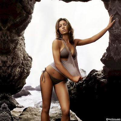 Jessica Biel ipad wallpapers | Sexy HD Celebrity Wallpapers for iPad 2