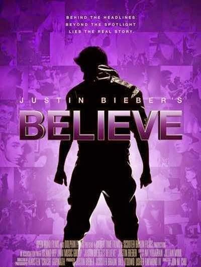 Filme Justin Biebers Believe