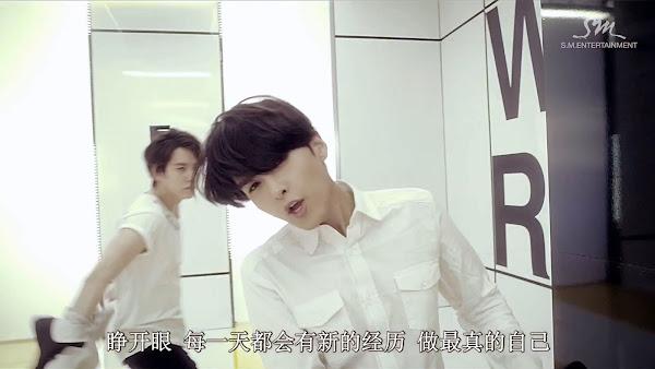 Super Junior-M Ryeowook Swing