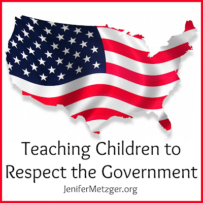 Teaching Children to Respect the Government