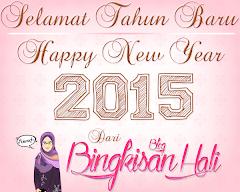 Selamat Tahun Baru 2015 !