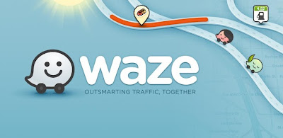 Waze / Discover the Best Way To Get There