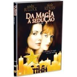 (VENDIDO)  Dvd Da Magia À Sedução - Sandra Bullock, Nicole Kidman