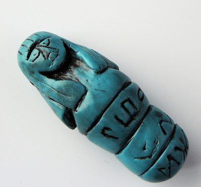 Shabti by Lennis Carrier of Windbent