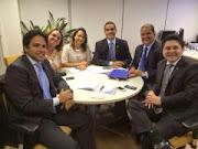 Paraibanos discutem na Embratur, em Brasília, projetos e estratégias para desenvolvimento do turism