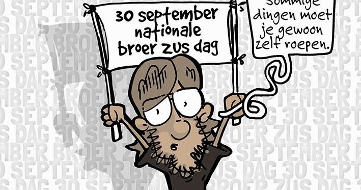 nationale broers en zussen dag