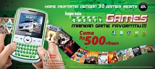 Harga Hape Esia QWERTY Games