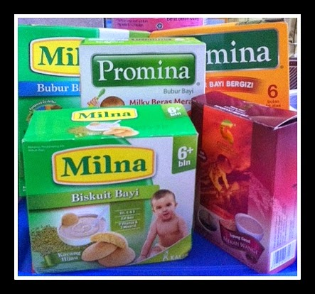 Promina Baby Food