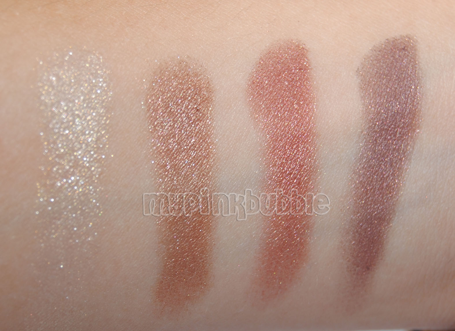 Isadora cuarteto 96 coffee & poetry swatch