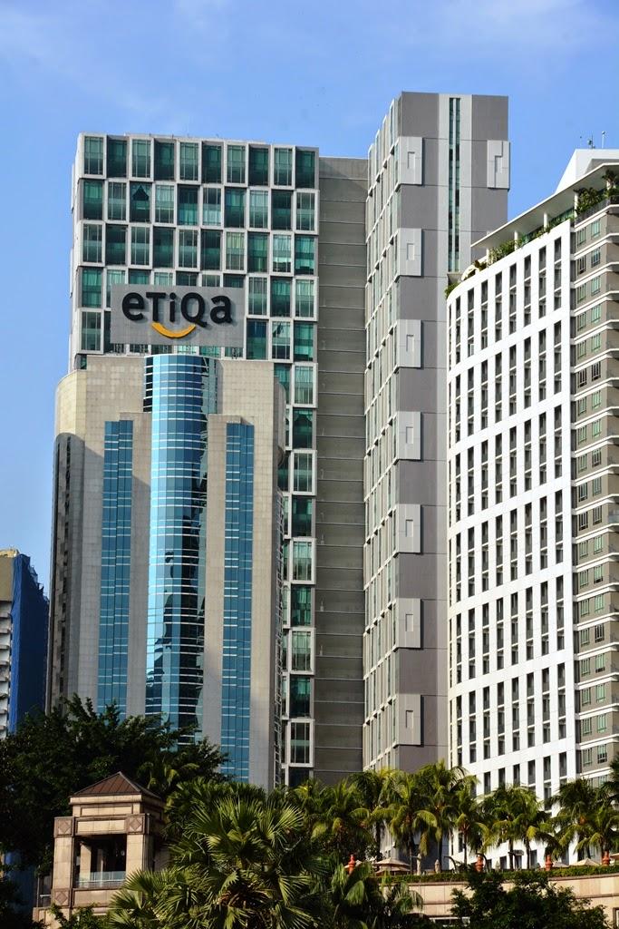 KLCC Park Kuala Lumpur etiqa