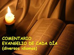 EVANGELIO COMENTADO