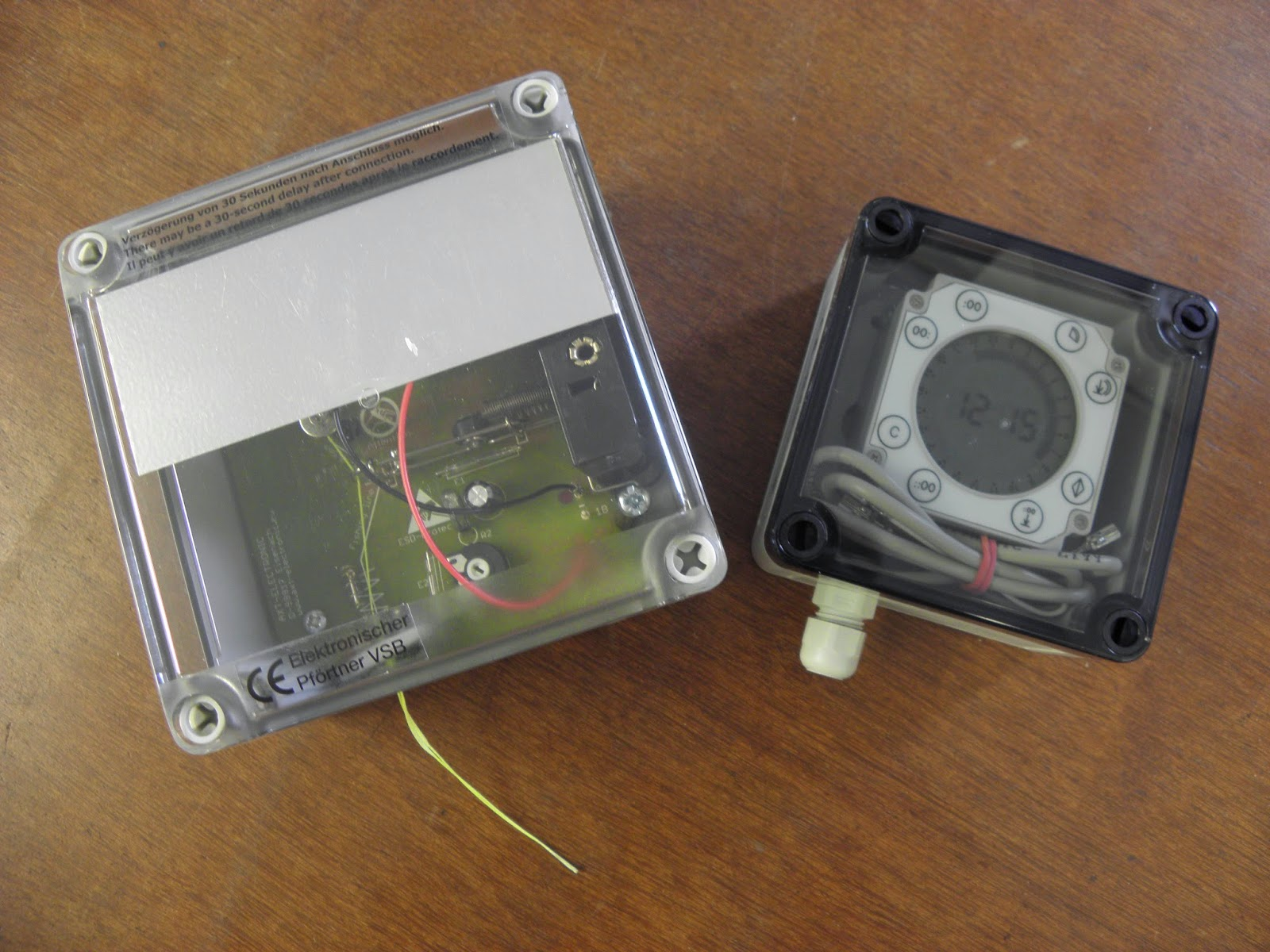 VSB Door Opener and Battery Timer & Flyte So Fancy: Setting a VSB Automatic Door Battery Timer