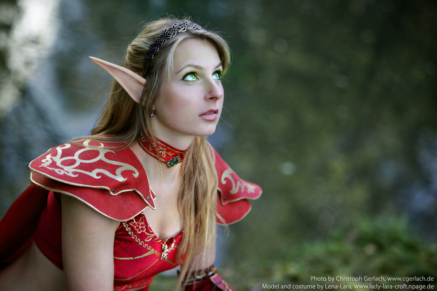 Blood elf babes girl pic sexual photo
