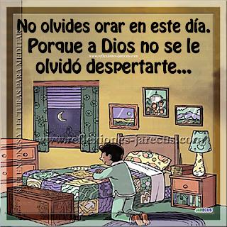 Postales Oración