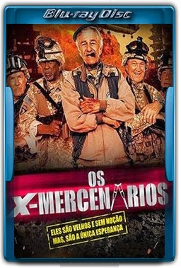 Os X-Mercenários Torrent Dual Audio