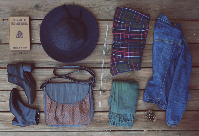 The Flying Clubhouse: Wayfarer - outfit