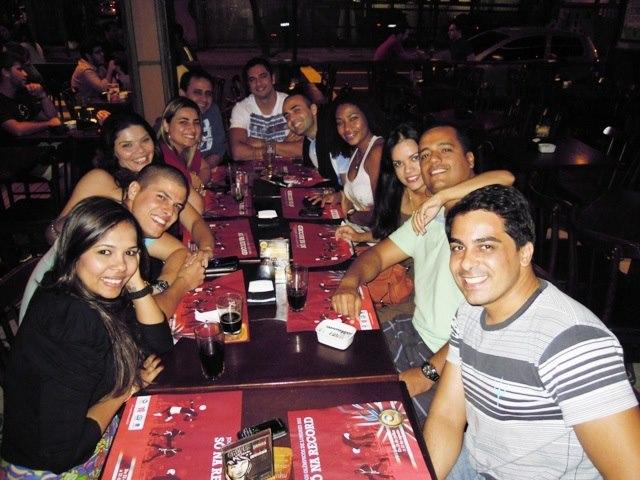 Galera do APS - Amigos.