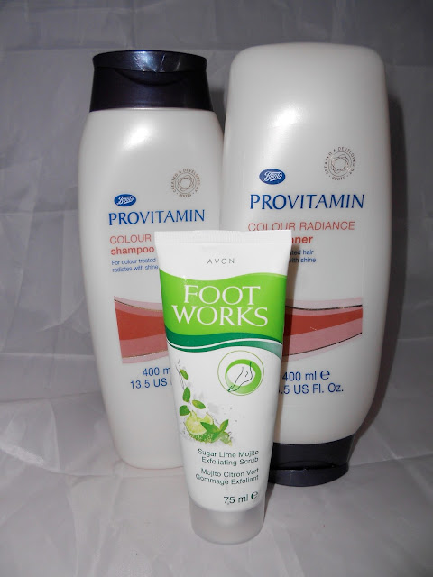 Boots Provitamin and Avon