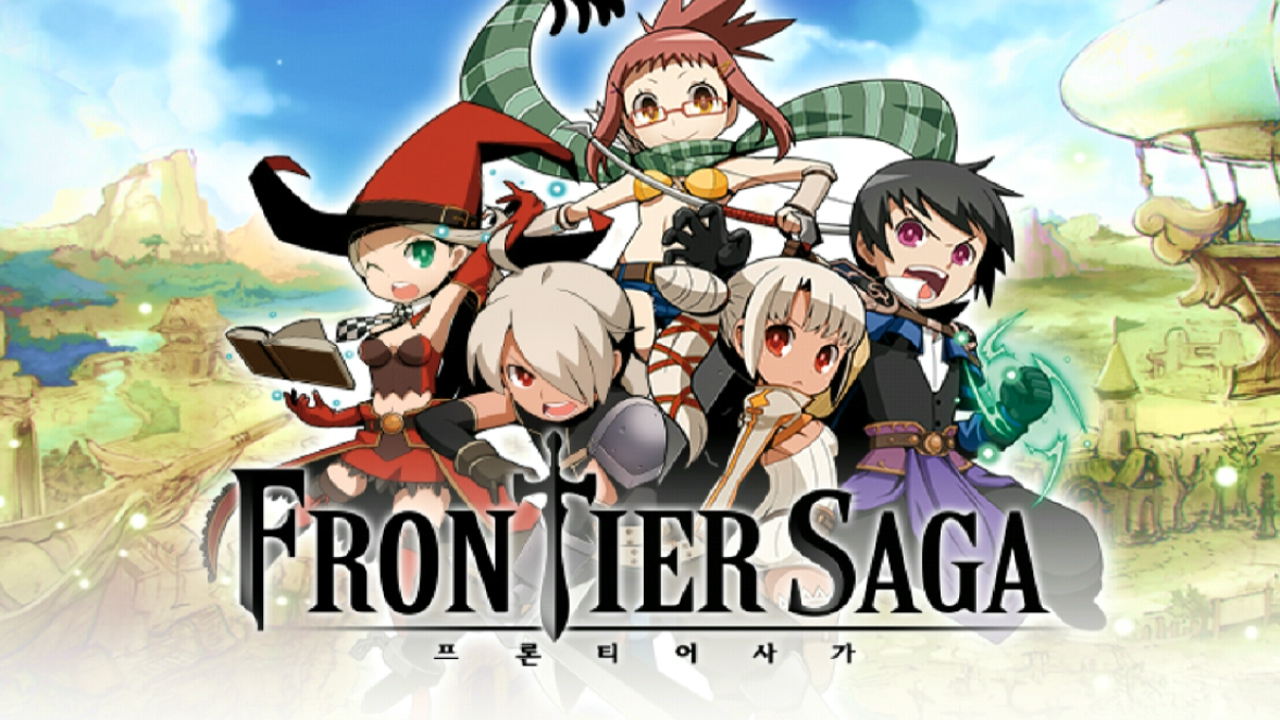 Frontier Saga (프론티어 사가) Gameplay IOS / Android
