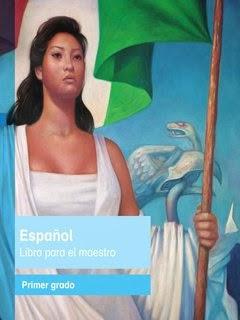 Español: Libro para el maestro 1er grado (2014-2015)