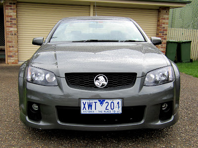 2011 Holden Ve Ii Ute Ssv. Lumina Ute. trade me chevy