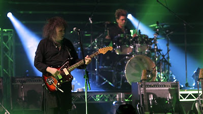 the cure live in australia 2011