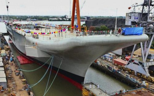 Kapal induk India INS Vikrant