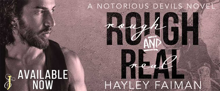 Rough and Real Release Blitz