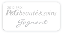 Gagnant du Prix P&G Beauté&Soins pour le Meilleur Blogue Mode ou Beauté francophone, 2012