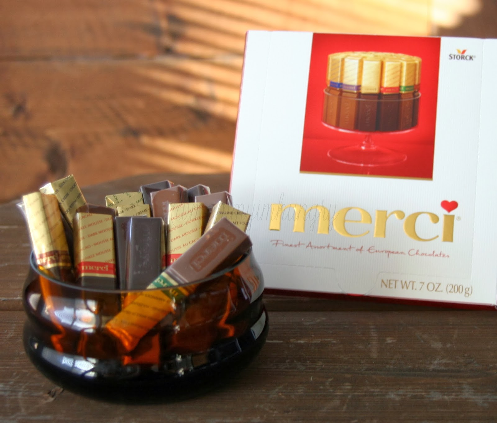 MIH Product Reviews & Giveaways: Being Thankful with Merci ...