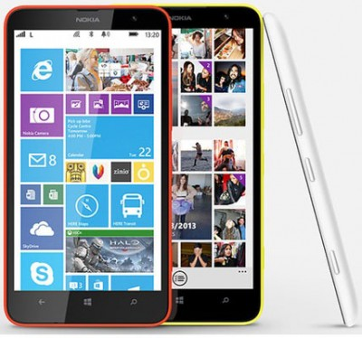 Lumia 1320, Phablet Windows Phone Resmi Rilis