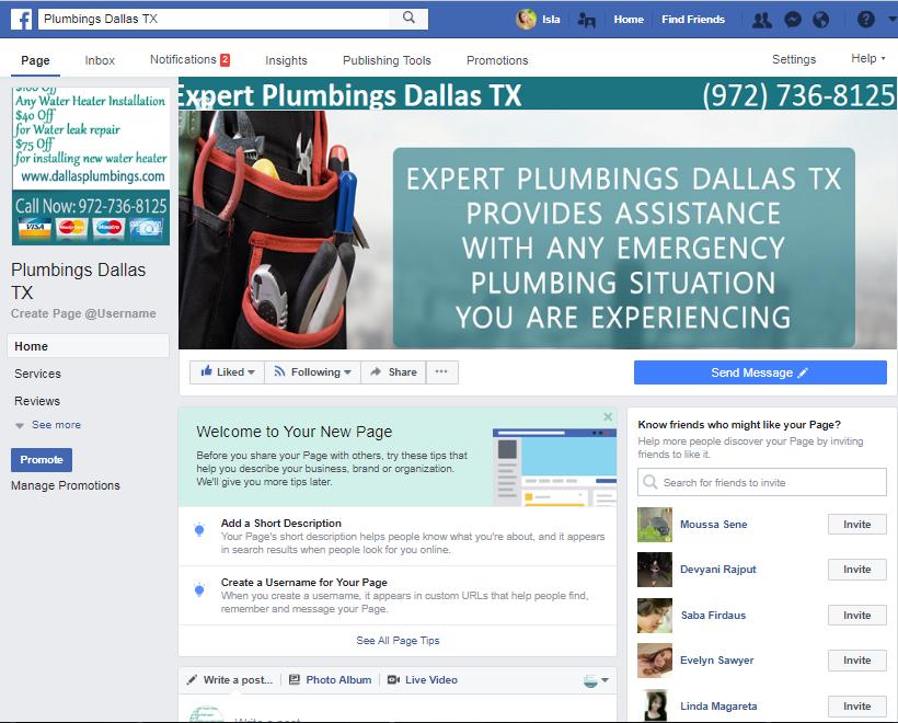 Expert Plumbings Dallas TX