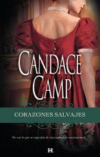 Libro Corazones salvajes. Candace Camp